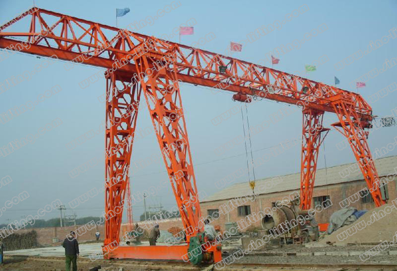 Electric Hoist Gantry Crane 3~10t