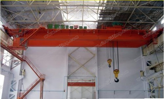 Overhead crane with hook 5~50/10t