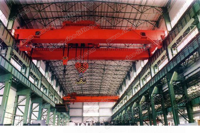 Overhead Crane with Hook 75/20t~100/20t