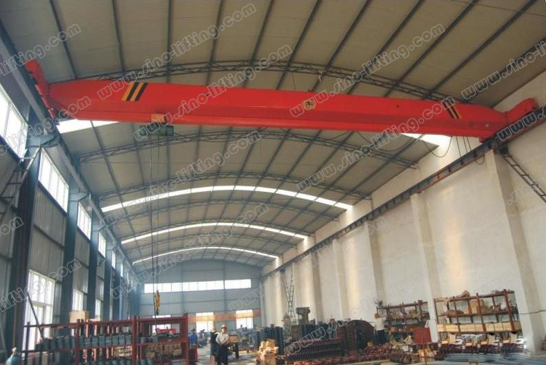 LD-A Model Electric single girder crane 1~10t