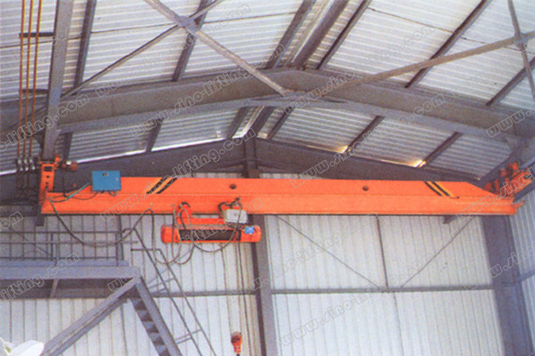 LX Model Electric single girder suspension crane 0.5-5t