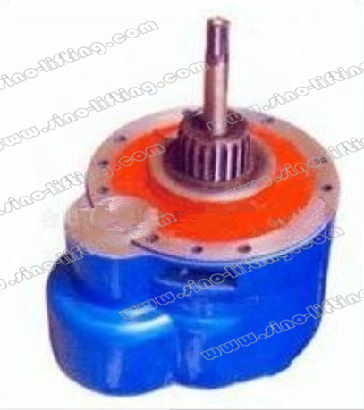 Speed reducer gear box