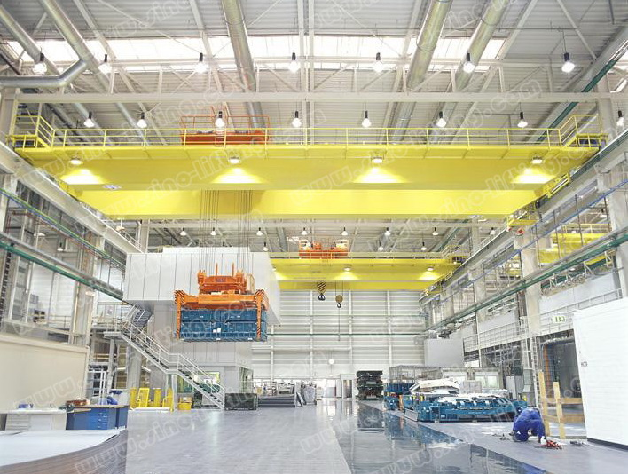 Frequency Conversion Overhead Crane